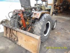 Самодельная модель. Трактор самодельный минитрактор, 1 000 куб. см.
