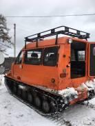 ГАЗ 3409. Продаётся отличный вездеход БОБР (ГАЗ-3409)