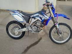Yamaha WR 450. исправен, птс, с пробегом