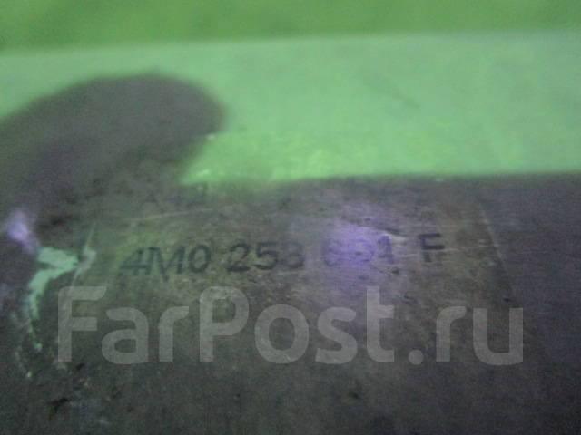 Глушитель. Audi Q7, 4M