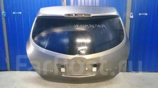 Дверь багажника. Nissan Murano, Z50 Двигатель VQ35DE