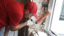 Утепление окон балконов ремонт откосы
