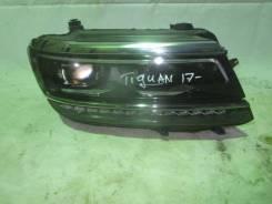 Фара правая VW Tiguan 2017> (Диодная Ксенон 5NB941082A 5NB941114A)