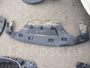 Жесткость бампера. Mazda CX-5