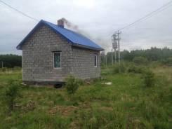 Дом р-н Полярной, грушевые сады. Полярная, р-н Краснофлотский, площадь дома 30 кв.м., электричество 15 кВт, отопление твердотопливное, от частного ли...