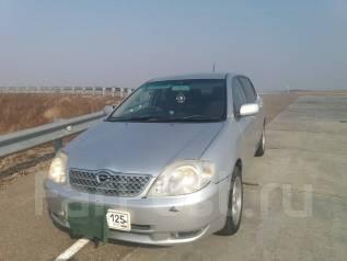 Toyota Corolla Runx. автомат, передний, 1.5 (110 л.с.), бензин, 139 000 тыс. км