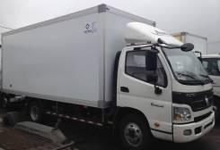 Foton Aumark BJ1089. Сэндвич фургон на шасси Foton Aumark BJ 1089, 3 760куб. см., 4 890кг.