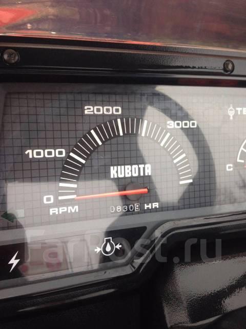 Kubota X20. Японский минитрактор Kubota Saturn X20, 20 л.с.