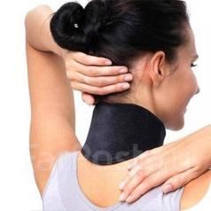 Турмалиновая накладка на шею с магнитами