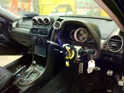 Интерьер. Toyota Altezza, GXE10, GXE10W