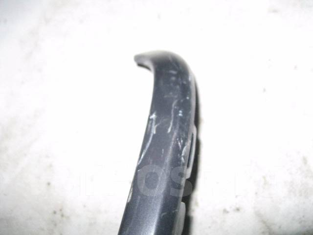 Накладка на бампер. Audi Q7, 4M