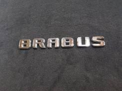 Эмблема багажника. Mercedes-Benz CL-Class, C215 Mercedes-Benz S-Class, W220