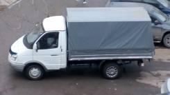 ГАЗ 3302. Газель-3302 тент 2006, 2 400 куб. см., 1 500 кг.