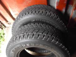 Bridgestone Winter Dueler DM-Z2. Зимние, без шипов, износ: 70%, 2 шт