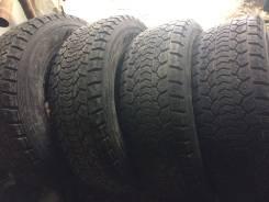 Dunlop Grandtrek SJ5. Зимние, без шипов, 2014 год, износ: 20%, 4 шт