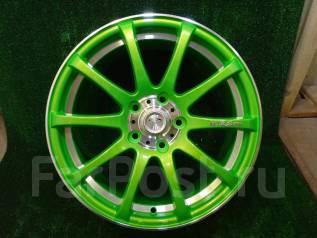 Sakura Wheels. 7.0x17, 5x114.30, ET40, ЦО 73,1мм.