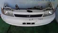 Ноускат. Toyota Corolla II, EL41 Двигатель 4EFE