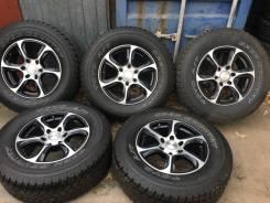 Продам комплект колёс R17 6*139.7. 7.5x17 6x139.70 ET30