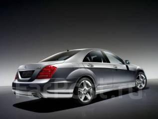 Порог пластиковый. Mercedes-Benz S-Class, W221. Под заказ