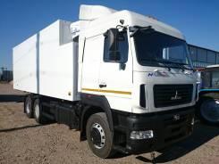 МАЗ 6312. Рефрижератор В9-429-012 Объём 50м3 Zanotti Uno -20+6, 11 120 куб. см., 22 750 кг.