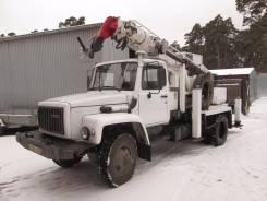 ГАЗ 3308 Садко. Газ 3308 Садко, 4 700 куб. см., 5 000 кг.