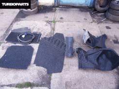 Обшивка багажника. Toyota Belta, SCP92, NCP96, KSP92 Двигатели: 1KRFE, 2SZFE, 2NZFE