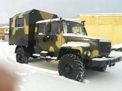 ГАЗ 3308 Садко. Продаем автомобиль для охоты с двухряднойкабиной база ГАЗ 33081Садко, 4 500 куб. см., 2 000 кг.