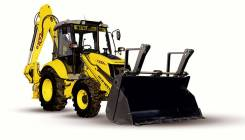 New Holland B100B. Экскаватор-погрузчик , 4 500 куб. см.
