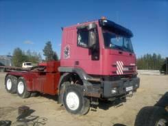 Iveco Trakker. Продается тягач 6*6 Iveko-Traker, 15 000 куб. см., 30 000 кг.