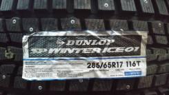 Dunlop SP Winter ICE 01. Зимние, шипованные, 2012 год, без износа, 4 шт