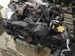 Двигатель в сборе. Subaru Forester, SF9, SF6, SF5 Двигатель EJ205
