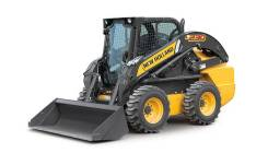 New Holland L230. Мини-погрузчики , 3 200 куб. см., 1 360 кг.