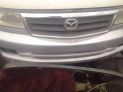Планка под фары. Mazda Bongo