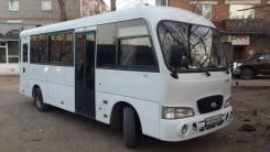 Hyundai County. Автобус хундай каунти 2010 г, 3 900 куб. см., 18 мест