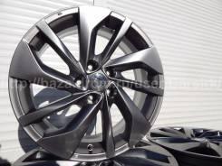 Nissan. 7.0x18, 5x114.30, ET35, ЦО 67,1мм.
