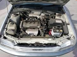 Двигатель в сборе. Toyota Corona Premio, AT211 Toyota Caldina, AT211G, AT211 Toyota Carina, AT211 Двигатель 7AFE