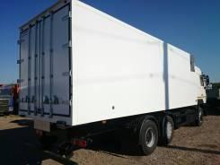 МАЗ 6312В9-429-012. Фургон: сэндвич 80 мм шасси МАЗ 6312В9 – 429-012 с ХОУ UNO80 Zanotti, 1 112куб. см., 22 750кг.