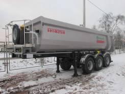 Grunwald. Продаю самосвальный полукруглый, 31 м3 ССУ 1220 мм, 32 000 кг.