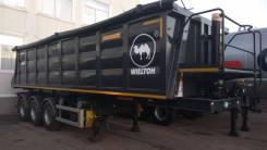 Wielton. NW 3 (NW 3 S 33 PK самосвальный квадратный 33 м3) ССУ 1300, 32 000 кг.