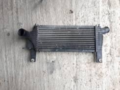 Радиатор интеркулера. Nissan Navara