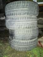 Bridgestone Blizzak Revo GZ. Всесезонные, износ: 50%, 4 шт