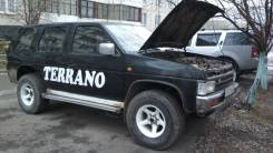 Nissan Terrano. D21
