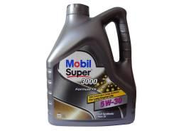 Mobil Super. Вязкость 5W-30, синтетическое