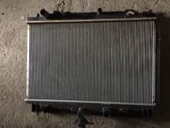 Радиатор охлаждения двигателя. Mazda Mazda2, DE Двигатели: MZR, ZYVE, ZJVE