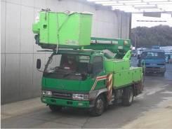 Mitsubishi Canter. Mitsubishi canter, 4 300 куб. см., 14 м. Под заказ