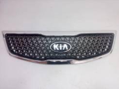 Решетка радиатора. Kia Sportage, SL Двигатели: D4FD, G4KD, D4HA. Под заказ