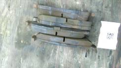 Колодки тормозные SUZUKI SWIFT, HT51S, M13A, 3940001644