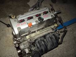 Двигатель в сборе. Honda: Integra, Accord, FR-V, Civic Type R, CR-V, Edix, Stepwgn, Civic, Stream Двигатель K20A