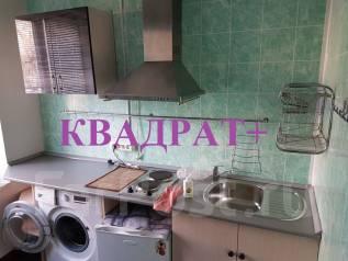 1-комнатная, улица Спортивная 1. Луговая, агентство, 33 кв.м. Кухня