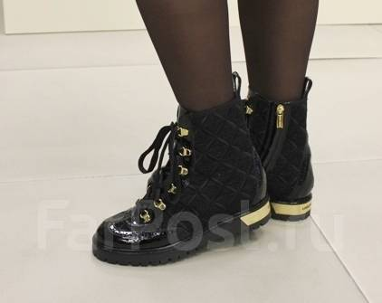 b1d477e1d5fa Ботинки женские